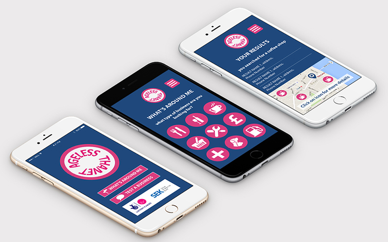 app design agency kent, app design case study