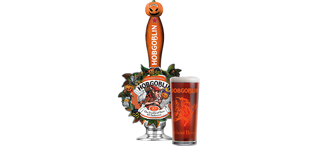 hobgoblin halloween marketing