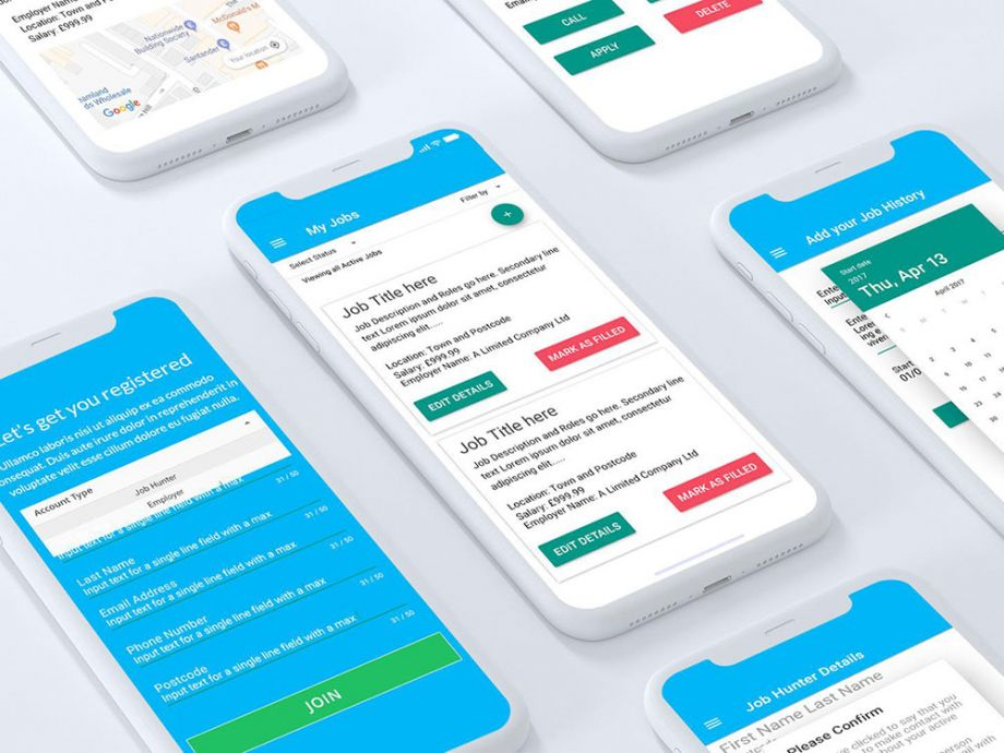 app design agency, lots more to offer, app design kent